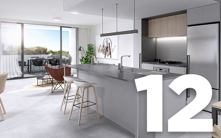 12 Days of Christmas – Cornerstone Living, Sunnybank