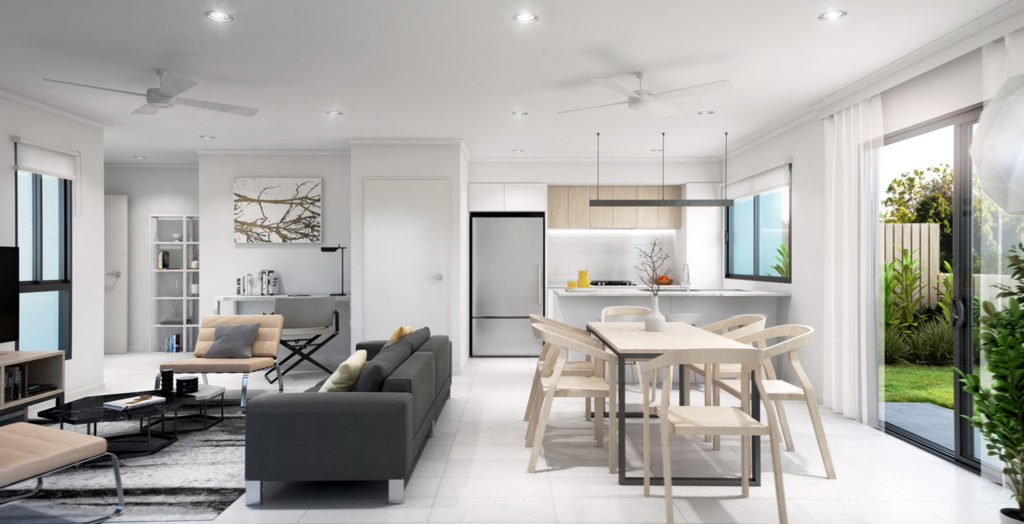 Advantages of townhome living